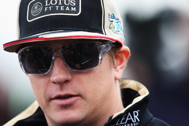 'Better Than Expected' Qualifying for Kimi Raikkonen