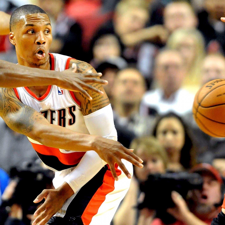 Portland Blazers Worth: Damian Lillard: Early Success A Sign Of Limitless