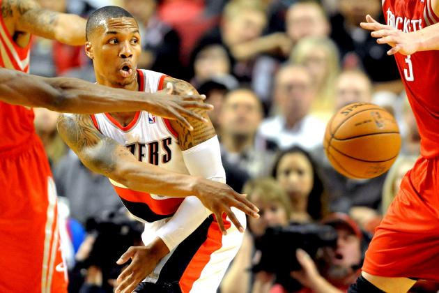 Damian Lillard: Early Success a Sign of Limitless Potential for Blazers Rookie