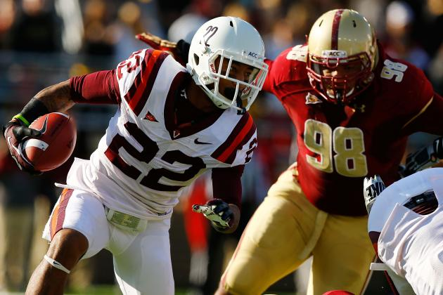 VT Holds Off BC to Keep Bowl Hopes Alive