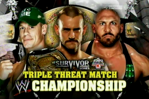 WWE Survivor Series: Predictions for CM Punk vs. Ryback vs. Cena and More