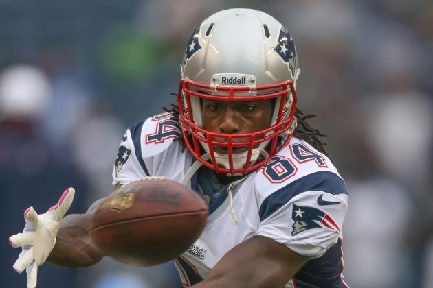 Patriots Release WR Deion Branch