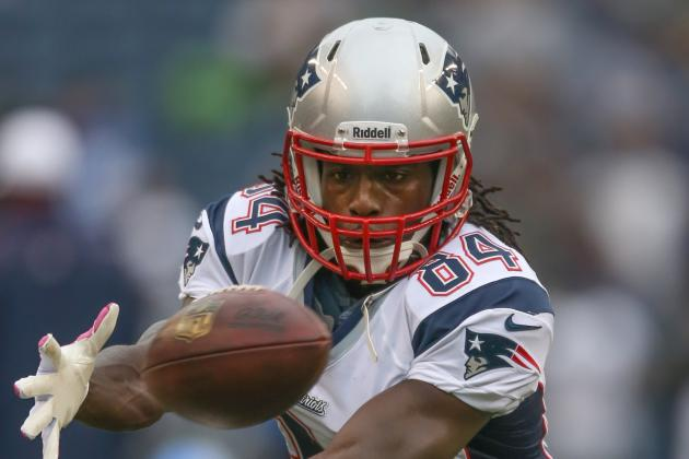 Patriots Cut Deion Branch, Call Up Greg Salas