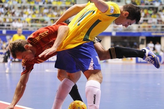 Futsal World Cup 2012: Date, Start Time and Prediction for Spain vs. Brazil