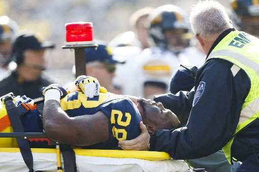 Fitz Toussaint Undergoes Surgery After 'Heartbreaking' Leg Injury