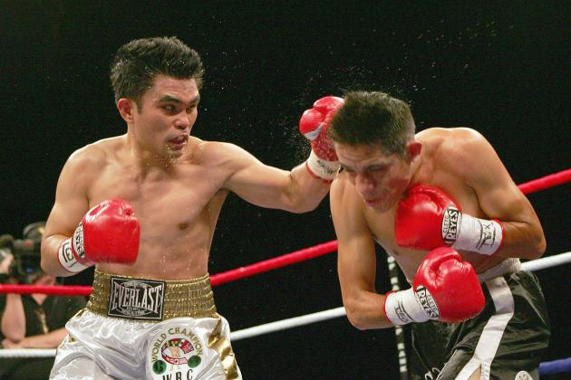 Brian Viloria Must Be Impressive vs. Hernan Marquez to Get into HBO TV