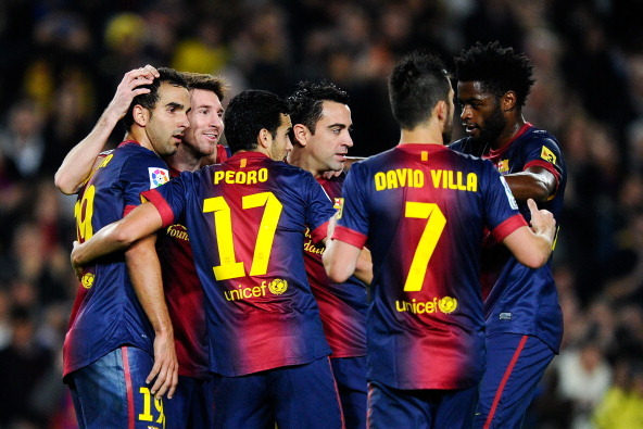 Barcelona vs. Real Zaragoza: What We Learned from Barca's Victory