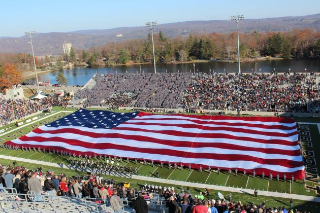 Army QB Breaks 66-Year-Old Record in 63-32 Loss to Temple