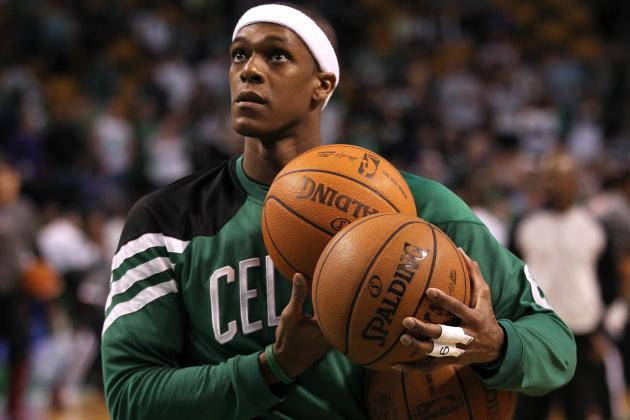 Lee: Rondo 'Mad' About 20 Assists