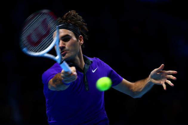 Roger Federer: 2013 Tour Schedule Sets FedEx Up for Successful Year