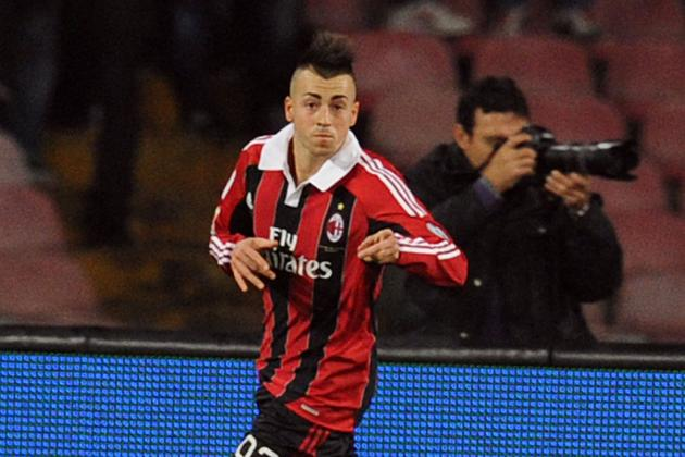 Stephan El Shaarawy Saves Point for Milan After Abbiati Blunders