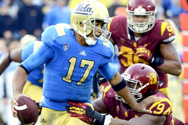 USC vs. UCLA: Live Scores, Analysis and Results