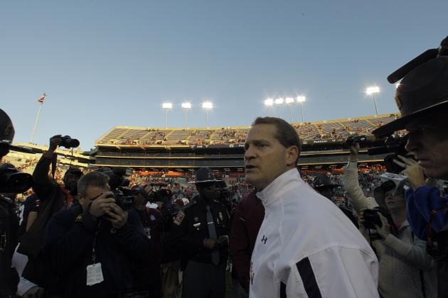 Alabama A&M vs. Auburn: Blowout Win Does Not Improve Gene Chizik's Job Status