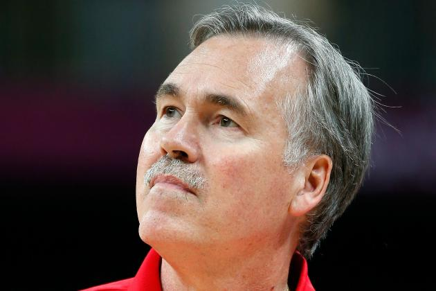 D'Antoni to Coach Sunday Pending Energy Level