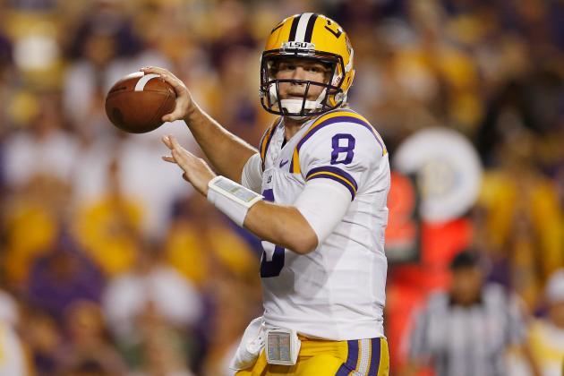 Zach Mettenberger Injury: Latest Updates on LSU QB