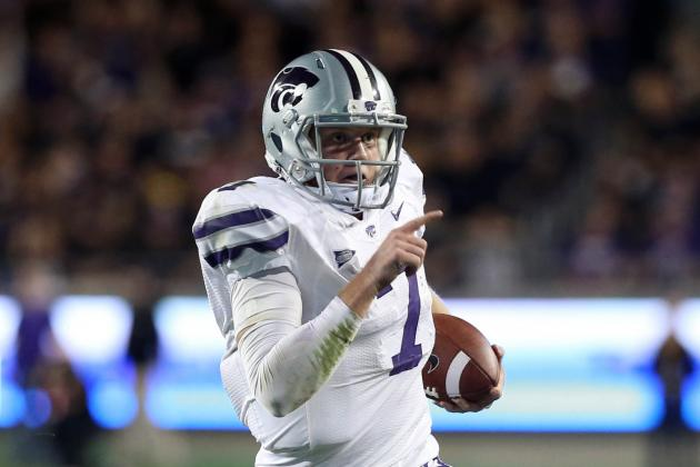 Heisman Watch 2012: Breaking Down Debate Between Collin Klein and Johnny Manziel
