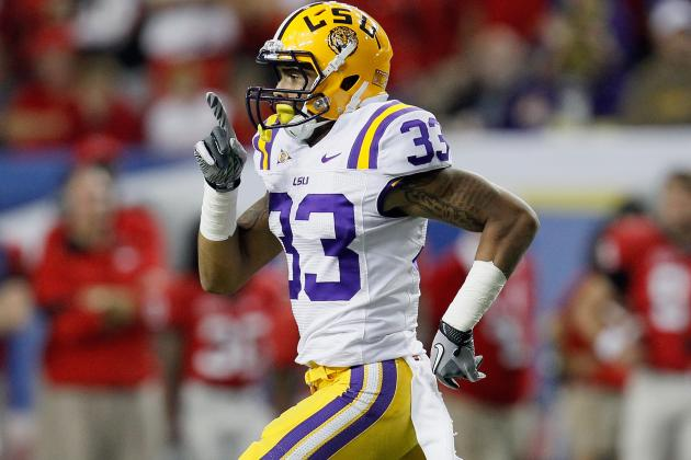 Odell Beckham, Jr.'s 89-Yard Punt Return Tied Things Up for LSU