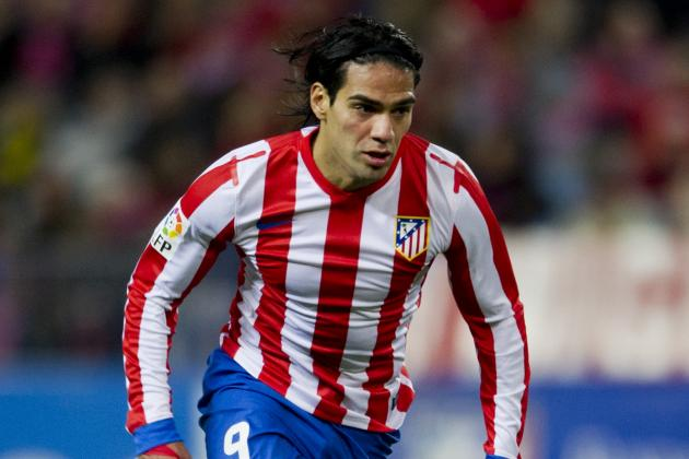 Chelsea Favourites to Sign Falcao After Man City Pull out of the Chase