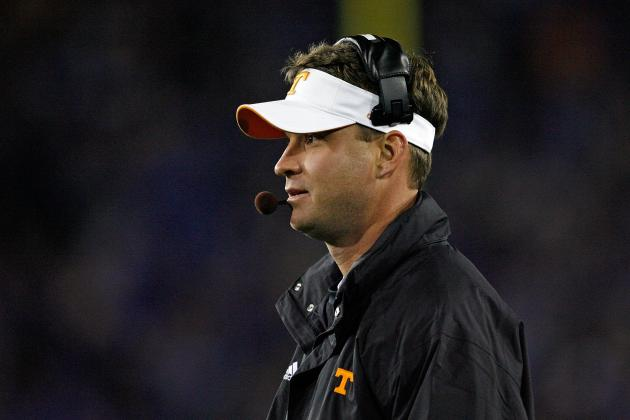 SEC Football: Why Tennessee Fans Should Be Glad Lane Kiffin Bolted