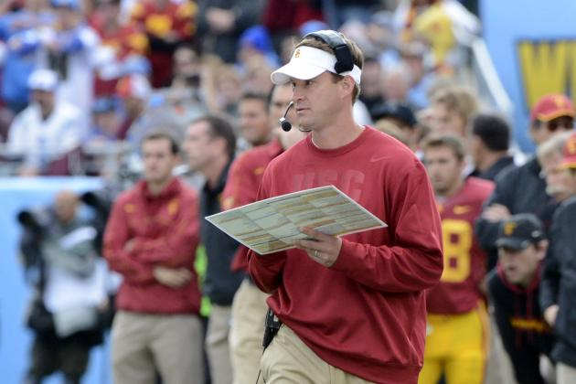 Lane Kiffin: USC  Head Coach Should Be Fired After Embarrassing Season