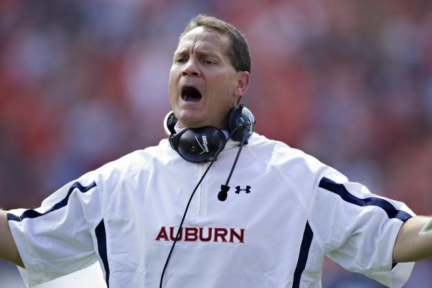 Gene Chizik: Firing Auburn Coach Would Be Premature