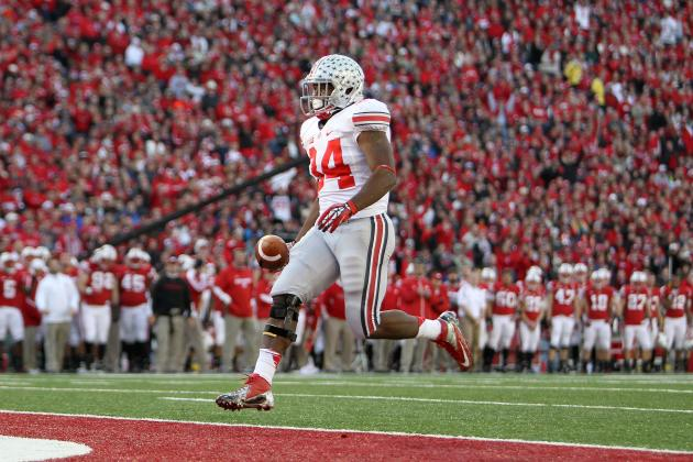 Ohio St. Bests Wisconsin in OT to Stay Perfect