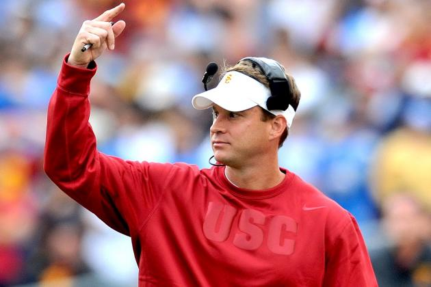USC Coach Lane Kiffin's Hot Seat Goes from Tepid to Scorching