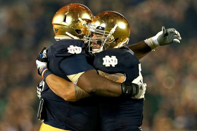 Notre Dame Football: Now We Can Say It, the Irish Are Back