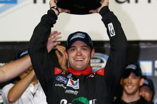 Ricky Stenhouse Jr. Wins Nationwide Crown