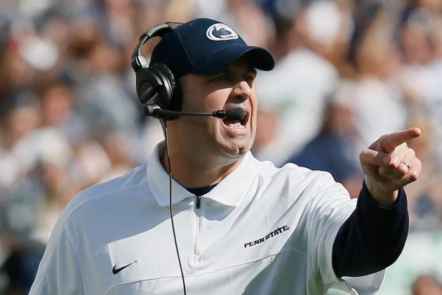Bill O'Brien, the Ostensible Future of PSU Football, Won't Yet Commit to 2013