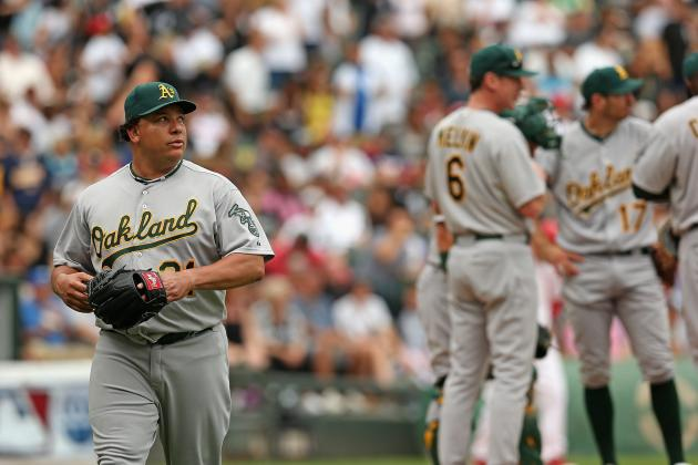 What Re-Signing Former Ace Bartolo Colon Means for 2013 Oakland Athletics
