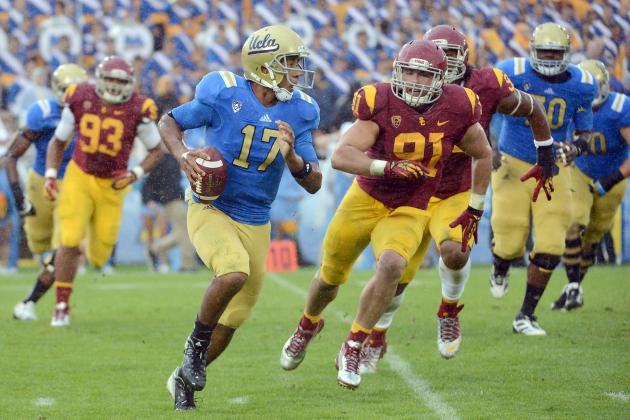 Notre Dame Football: What Irish Can Learn from UCLA's Win over USC