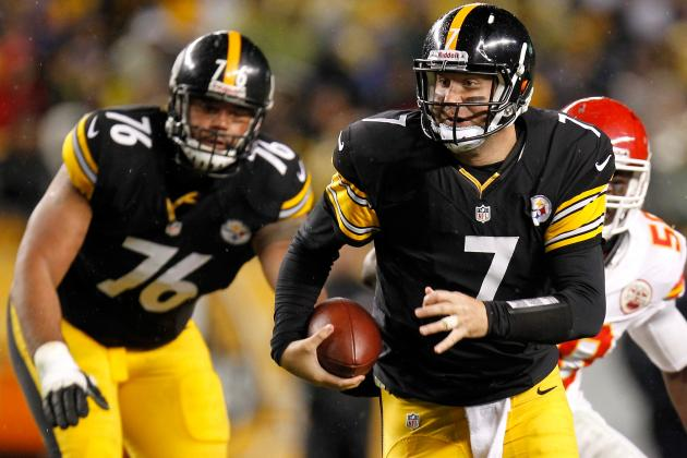 Ravens vs. Steelers: Matchup Loses Luster Without Ben Roethlisberger