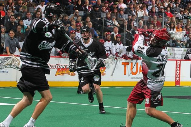 Edmonton Rush 2013 NLL Preview: Taking Another Shot at the Champion's Cup