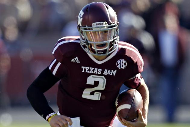 Texas A&M Beats Sam Houston State 47-28