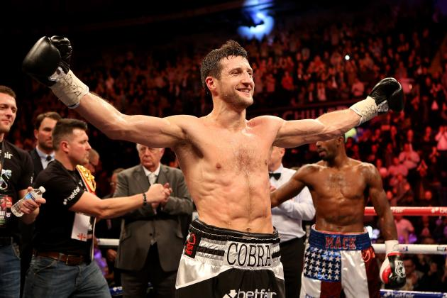 Froch vs. Mack: The Cobra Retains IBF Super-Middleweight Title