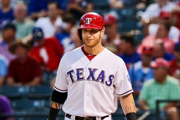 MLB Rumors: Ranking Josh Hamilton's Most Ideal Landing Spots