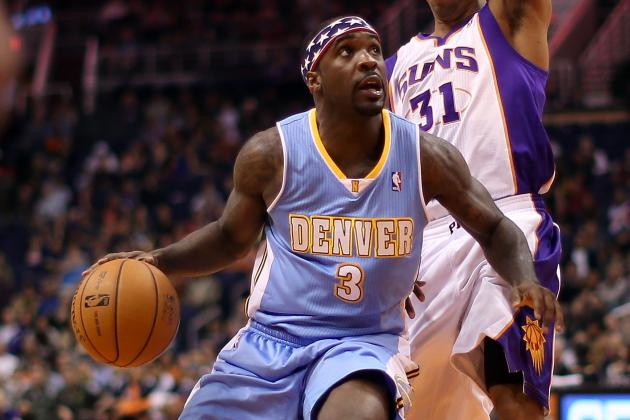 Denver Nuggets' Ty Lawson Tries to Rediscover Shooting Rhythm