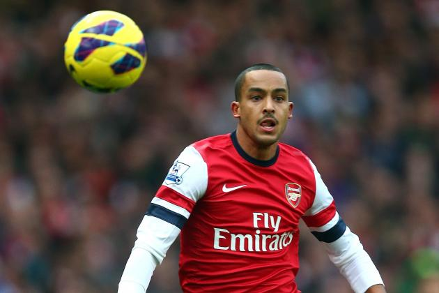 Arsenal Forward Theo Walcott Shows Arsène Wenger Why He Is Worth Keeping