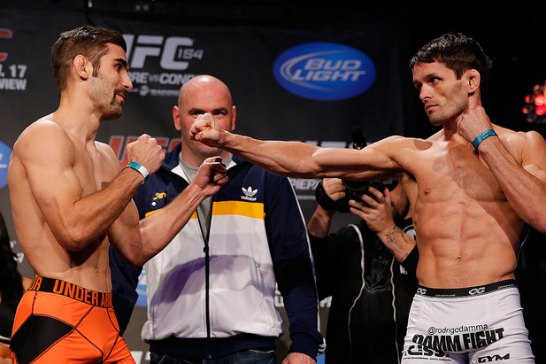 UFC 154: What We Learned from Antonio Carvalho vs Rodrigo Damm