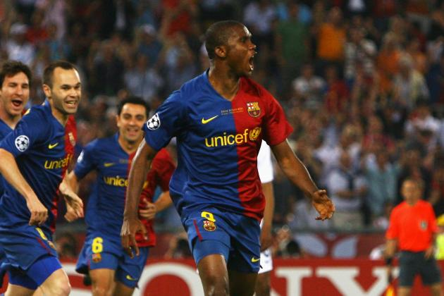 FC Barcelona: Samuel Eto'o Will Live on Through Jean Marie Dongou