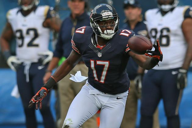 Alshon Jeffery's Return Can Help the Chicago Bears Offense