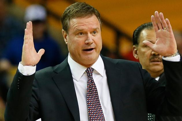 KU's Self: 2013 Recruiting Class Is 'Incomplete'