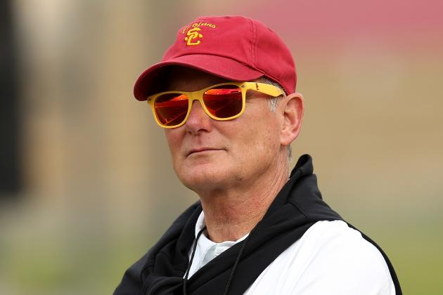 Trojans' AD: Kiffin 'Absolutely' Will Return in '13