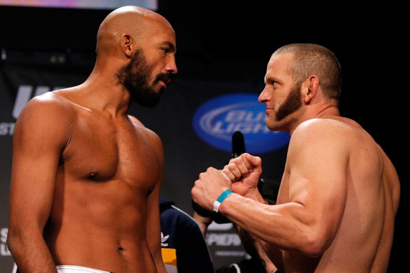 UFC 154: What We Learned from Cyrille Diabate vs Chad Griggs