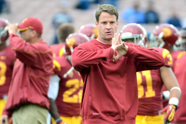 USC Football: Lane Kiffin Says He'll Return in 2013; Good or Bad Move for USC?