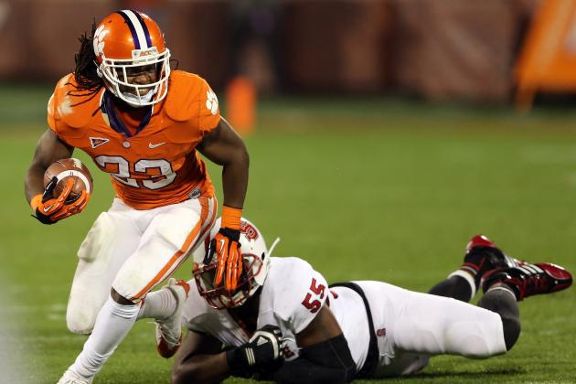 Clemson Football: Why Tigers Are a BCS Lock with Win over South Carolina