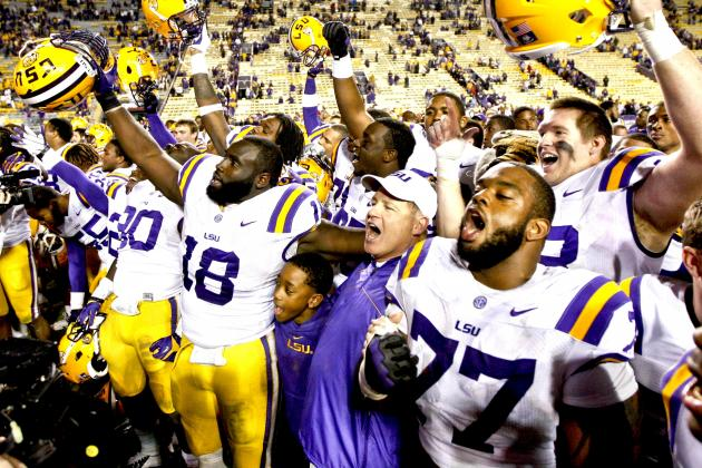 Ole Miss vs. LSU: You Just Can't Kill Off the Tigers