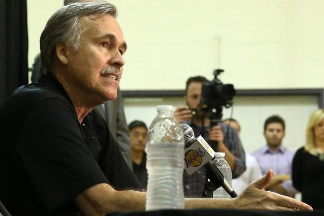 Lakers Say Any Changes to Remaining Coaching Staff Will Be D'Antoni's Decision