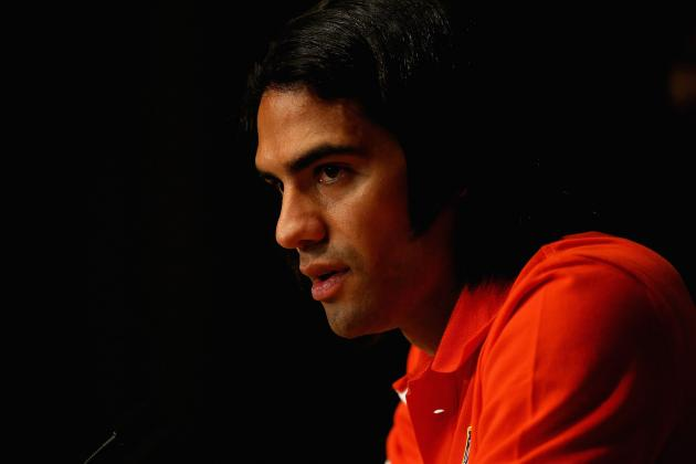 Chelsea Transfer News: Roberto Di Matteo Hints Blues' Interest in Radamel Falcao